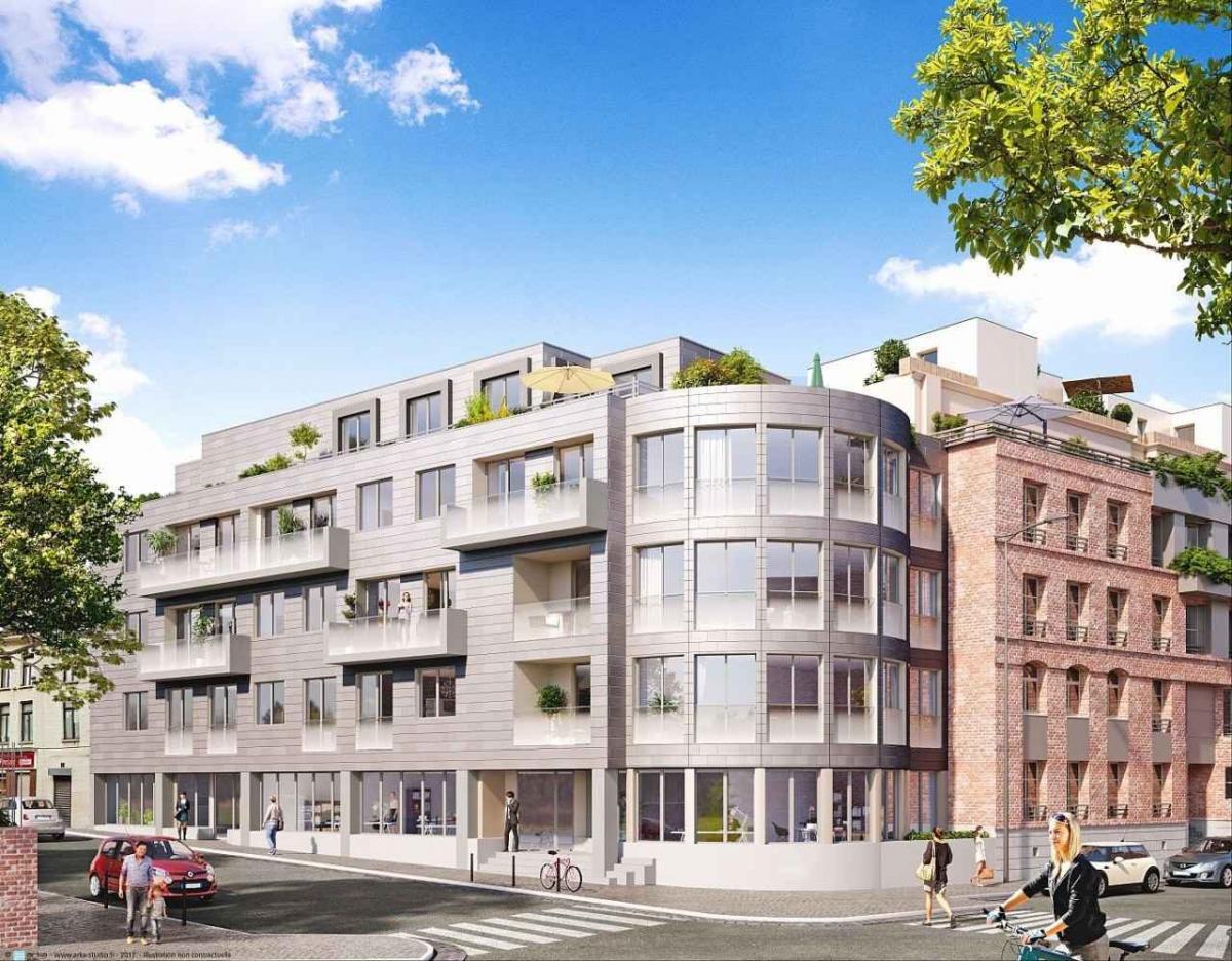 Vente appartement Lille Ref. VA17678-GF